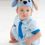 Crochet Puppy Dog Hats for Kids