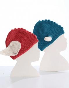 Baby Warrior Hats