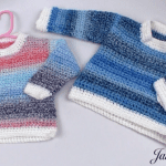 Incredible Baby Sweater + Video Tutorial