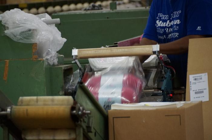 Plastic Wrapping Yarn
