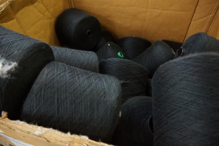 Industrial Yarn Cones