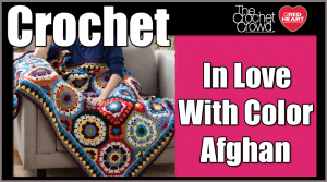 In Love with Color Afghan