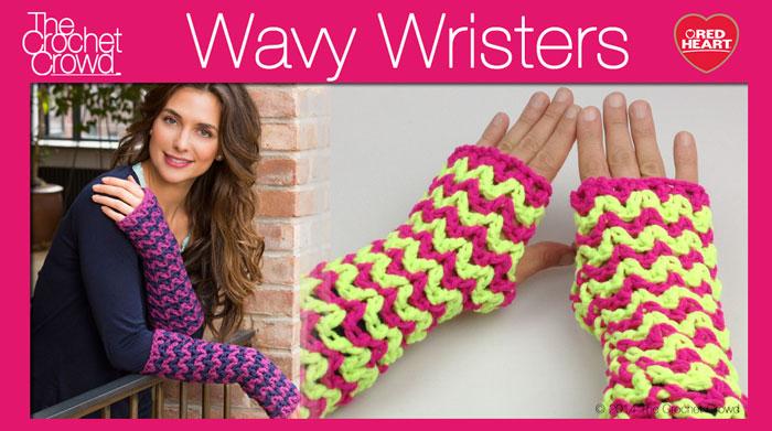 Wavy Long Wristers
