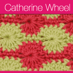 Catherine Wheel Stitch + Video Tutorial