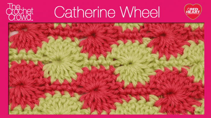 Catherine Wheel Stitch