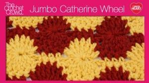 Jumbo Catherine Wheel Stitch