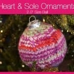 Heart & Sole Ornaments 2.0