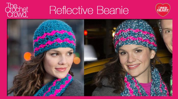 Reflective Beanie Hat
