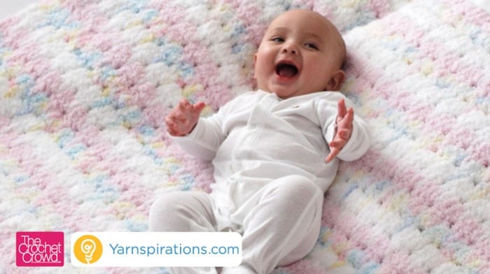 Crochet Pattern For Marshmallow Baby Blanket : Afghan Patterns Archives - The Crochet Crowd