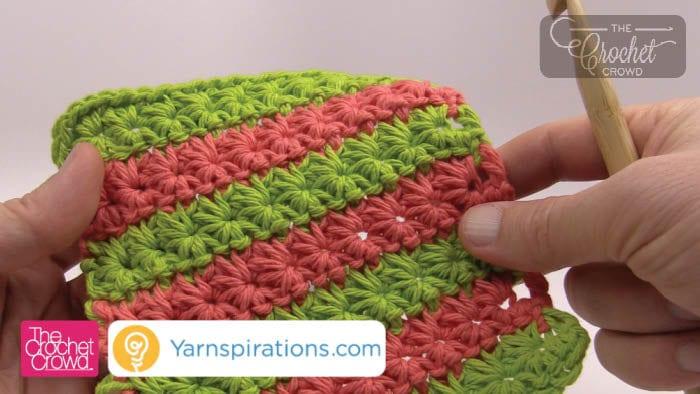 Crochet Star Stitch