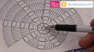 Learn to Read Crochet Diagrams
