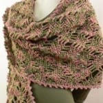 Lattice Lace Wrap Pattern