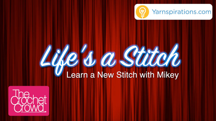 Learn A New Crochet Stitch