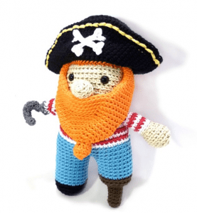 Crochet Pirate Pattern