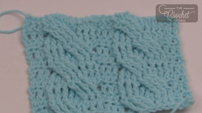 Crochet Cable For Any Size Projects The Crochet Crowd