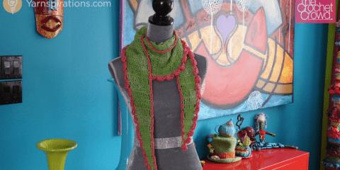 Learn to Crochet a Kerchief