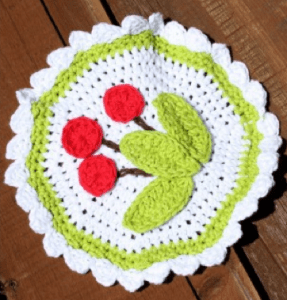 Crochet Dish Cloth