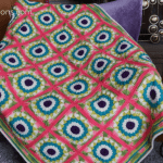 The Blue Lagoon Afghan + Tutorial