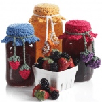 Canning Jar Top Crochet Patterns