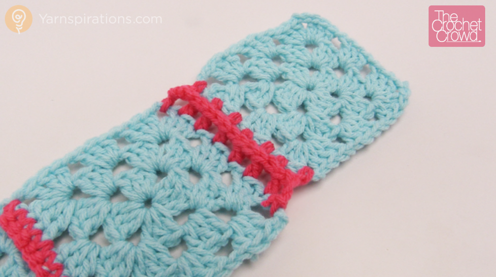 5 Ways to Join Crochet Motifs