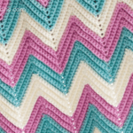 Secrets Revealed: Crochet Chevron Afghan Size Changes + Video Tutorial