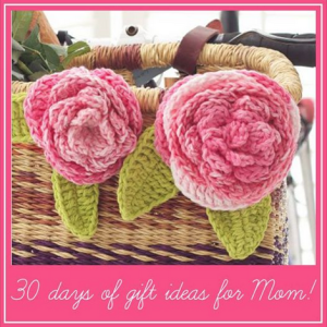 Cabbage Roses Crochet Pattern