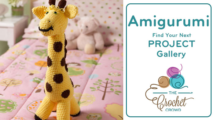 Crochet Amigurumi Project Gallery