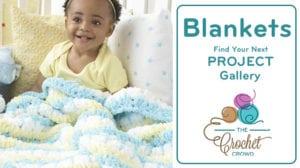 Crochet Baby Blankets Gallery