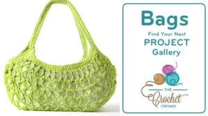 Crochet Bags Project Gallery