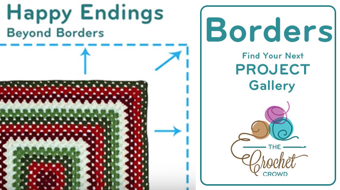 Crochet Borders Project Gallery