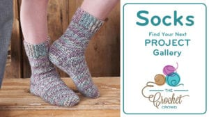 Crochet Socks Project Gallery