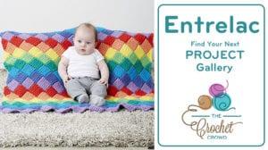 Crochet Entrelac Gallery