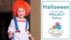 Crochet Halloween Projects Gallery