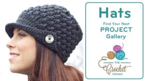 Crochet Hats Project Gallery