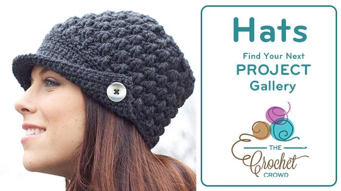 Crochet Hats Project Gallery