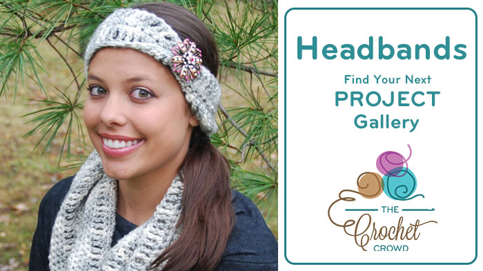 Crochet Headbands Project Gallery