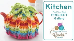 Crochet Kitchen Project Gallery