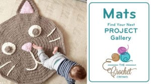 Crochet Mats / Rugs Project Gallery