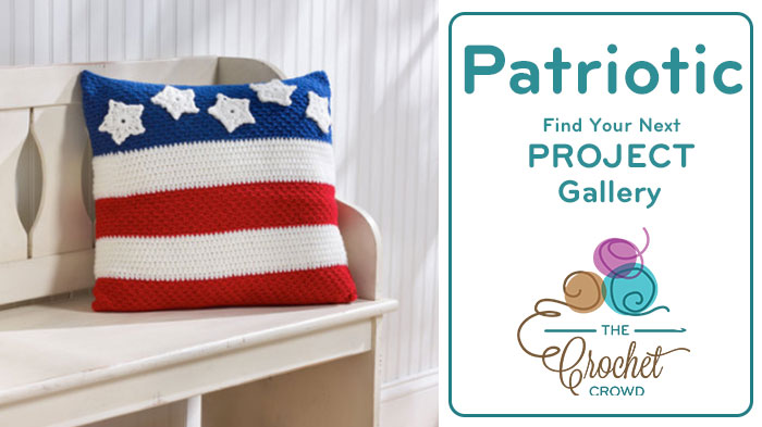 Crochet Patriotic Project Gallery