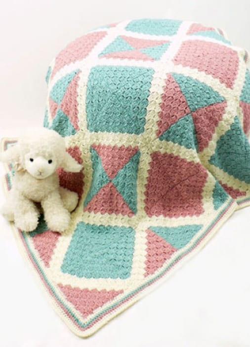 Perdido Baby Blanket -