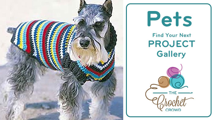 Crochet Pets Project Gallery
