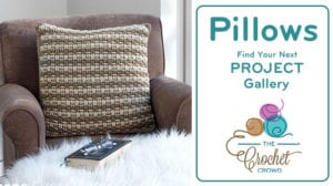 Crochet Pillows Project Gallery