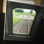 Railway Knitting Workbook: The Journey Continues