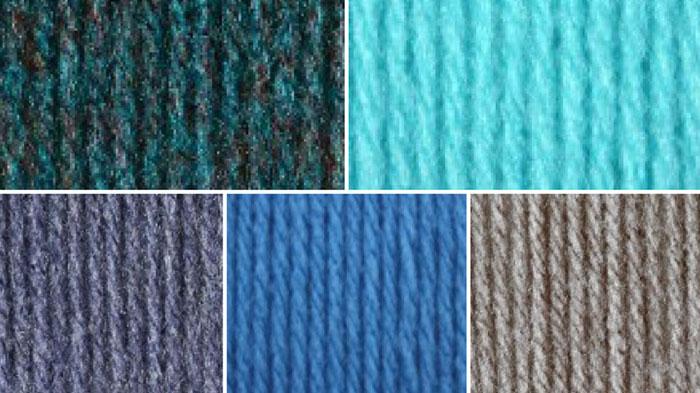 Little Boy Boy Yarn Color Combination