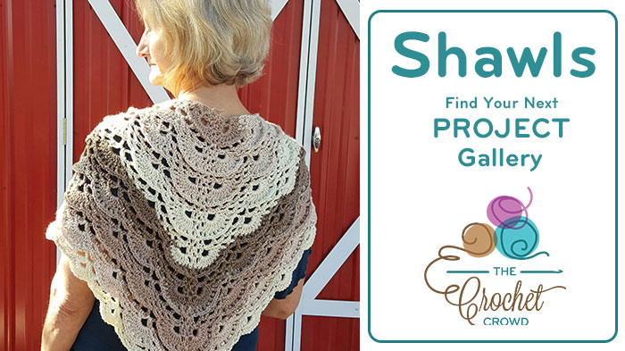 Crochet Shawls Project Gallery