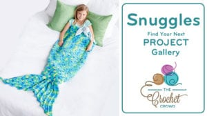 Crochet Snuggle Sacks Gallery