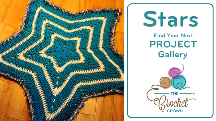 Crochet Stars Project Gallery