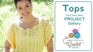 Crochet Tops Project Gallery