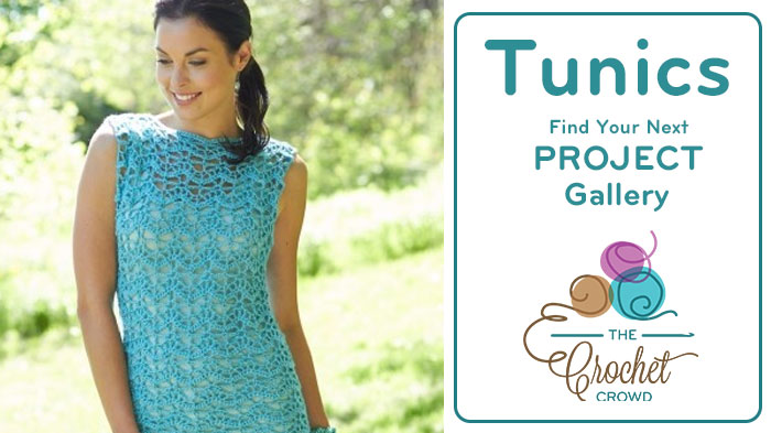 Crochet Tunics Project Gallery
