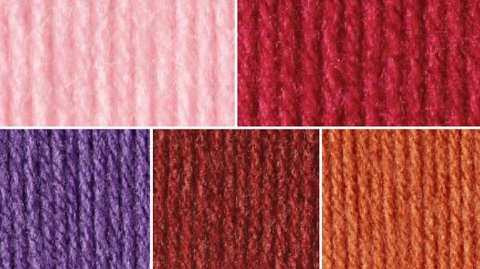 Victorian Home Yarn Color Combination